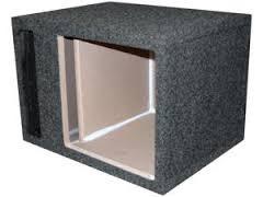 QPOWER Car Speaker Cabinet KCR318.15