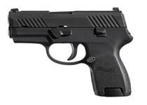 SIG SAUER Pistol 320SC-9-BSS
