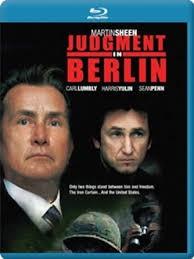 BLU-RAY MOVIE Blu-Ray JUDGMENT IN BERLIN