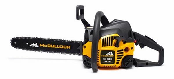 MCCULLOCH Chainsaw MAC 4-18XT