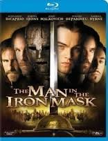 BLU-RAY MOVIE Blu-Ray THE MAN IN THE IRON MASK