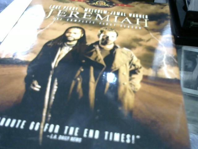 DVD BOX SET DVD JEREMIAH