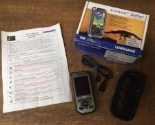 LOWRANCE GPS System ENDURA SAFARI