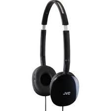 JVC Headphones HA-S160-B