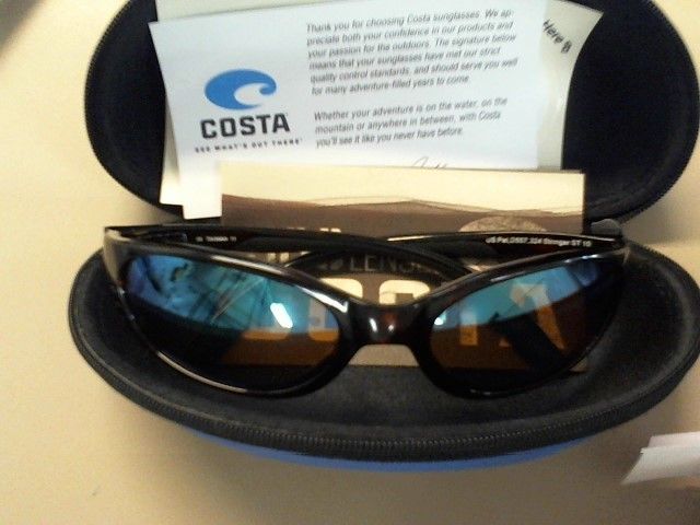 COSTA DEL MAR Sunglasses STRINGER ST10