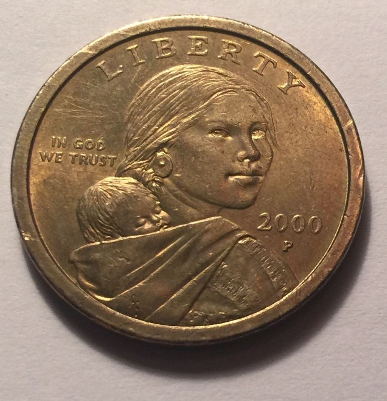 UNITED STATES Coin ONE DOLLAR COIN 2000