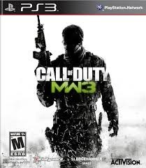 SONY Sony PlayStation 3 Game PS3 CALL OF DUTY MW3
