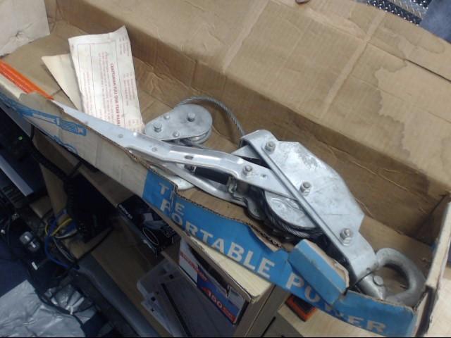 CRAFTSMAN Misc Automotive Tool CABLE-HOIST/PULLER