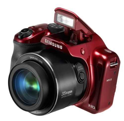 SAMSUNG WB1100F 16.2 MP COMPACT DIGITAL CAMERA