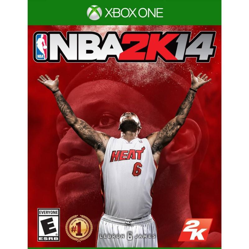 SONY Microsoft XBOX One Game NBA2K14 XBOX ONE