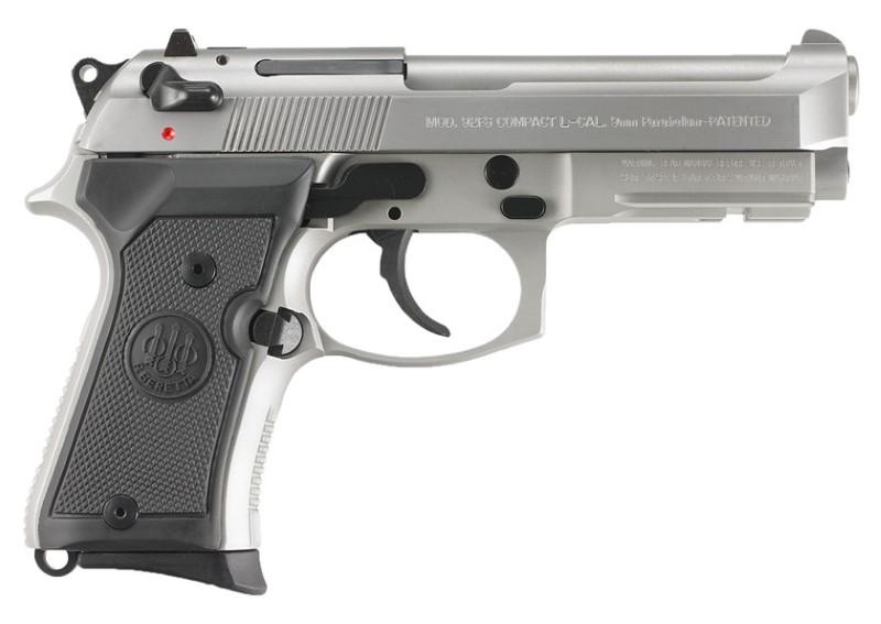 BERETTA Pistol 92FS STAINLESS COMPACT