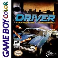 NINTENDO Vintage Game DRIVER GB COLOR