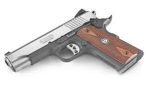 RUGER Pistol SR1911 LIGHTWEIGHT COMMANDER