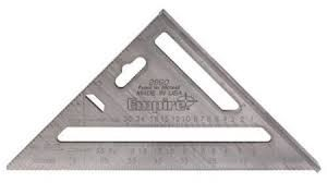 EMPIRE Measuring Tool RAFTER SQUARE