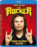 BLU-RAY MOVIE Blu-Ray THE ROCKER