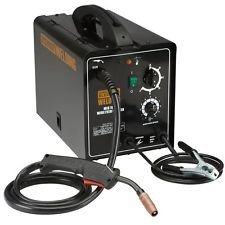 CHICAGO ELECTRIC Wire Feed Welder 62719