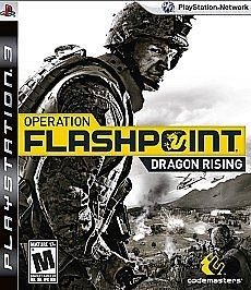 SONY Sony PlayStation 3 Game OPERATION FLASHPOINT DRAGON RISING