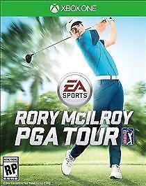 MICROSOFT Microsoft XBOX One Game RORY MCILROY PGA TOUR - XBOX ONE