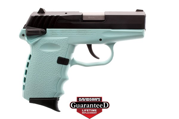 SCCY INDUSTRIES Pistol CPX-1-CBSB