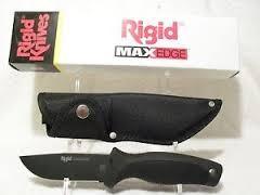 RIGID KNIVES Hunting Knife MAX EDGE RG0802MX