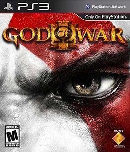 SONY Sony PlayStation 3 Game GOD OF WAR 3