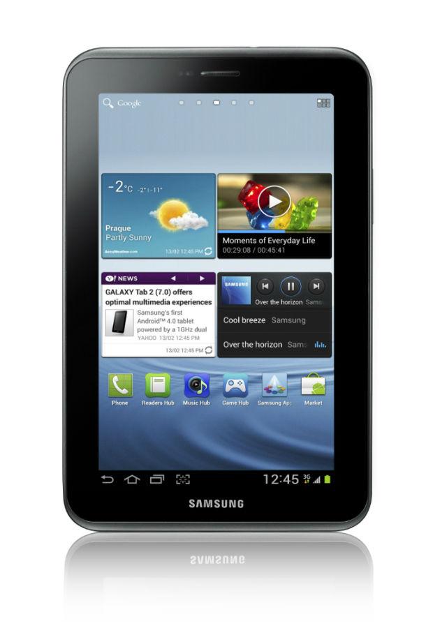 SAMSUNG Tablet GALAXY TAB 2 SCH-I705