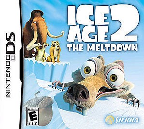 NINTENDO Nintendo DS Game ICE AGE 2 THE MELTDOWN