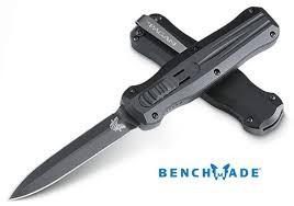 BENCHMADE Combat Knife 3320BK PAGAN