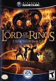 Nintendo GameCube  THE LORD OF THE RINGS THE THIRD AGE