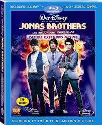BLU-RAY MOVIE Blu-Ray JONAS BROTHERS