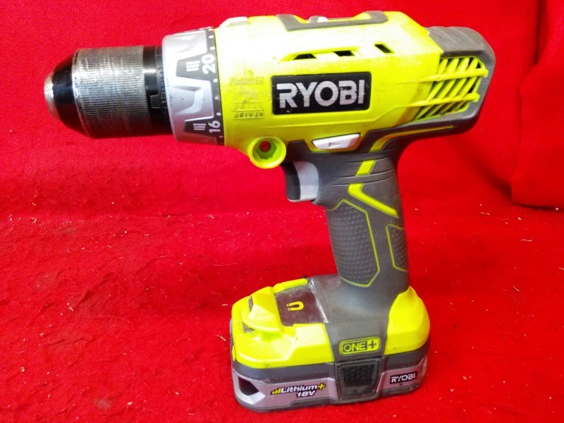 RYOBI Cordless Drill P214