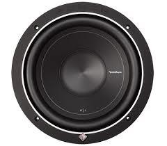 "ROCKFORD FOSGATE Car Speakers/Speaker System P1 10"""