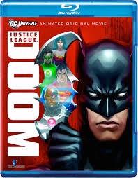 BLU-RAY MOVIE Blu-Ray JUSTICE LEAGUE DOOM