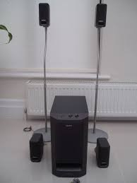 SONY Speakers/Subwoofer SS-TS500