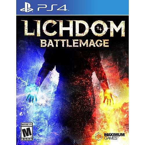 SONY Sony PlayStation 4 Game LICHDOM BATTLEMAGE PS4