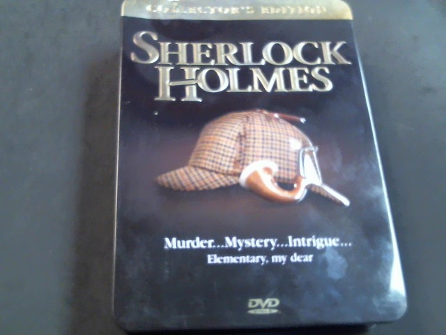 SHERLOCK DVD HOLMES COLLECTOR'S EDITION