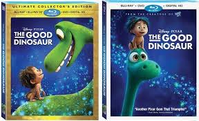 DISNEY Blu-Ray THE GOOD DINOSAUR