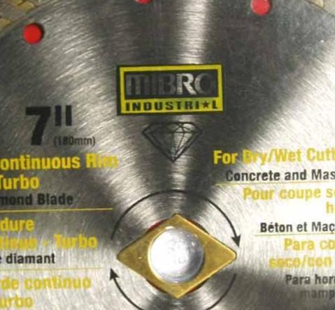 MIBRO Tile Cutter 937501