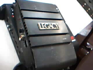 LEGACY CAR AUDIO Car Amplifier LA-200