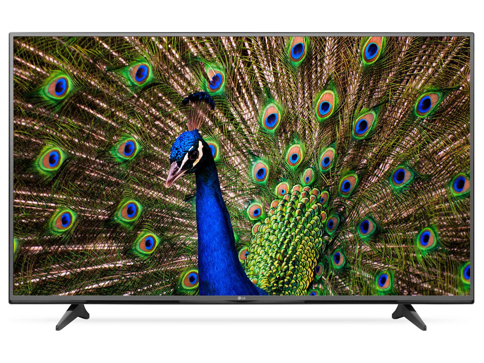LG Flat Panel Television 55UF6800