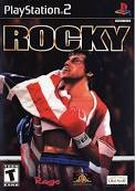 SONY Sony PlayStation 2 Game ROCKY PS2 GAME