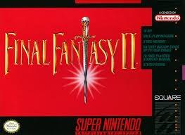 NINTENDO Nintendo SNES Game FINAL FANTASY II SNES