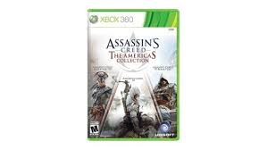 MICROSOFT Microsoft XBOX 360 Game ASSASSIN'S CREED THE AMERICAS COLLECTION