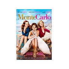 20TH CENTURY FOX Blu-Ray MONTE CARLO