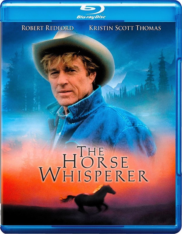 BLU-RAY THE HORSE WHISPERER
