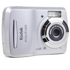 KODAK Digital Camera EASYSHARE C15