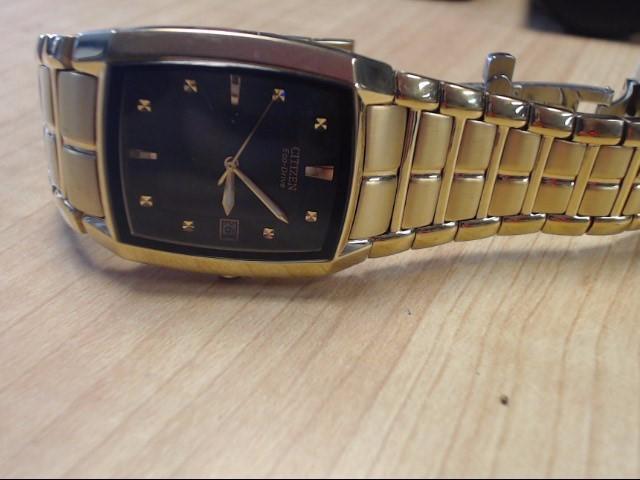 CITIZENS WATCH Gent's Wristwatch ECO-DRIVE E111-5049369
