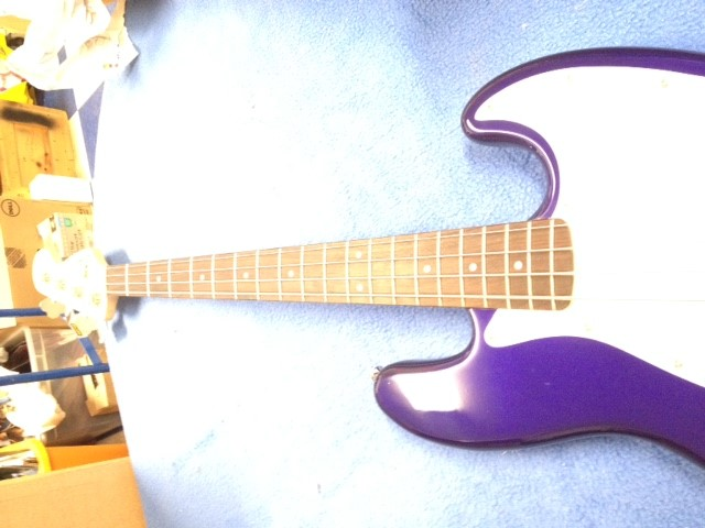 FENDER Bass Guitar AFFINITY JAZZ BASS
