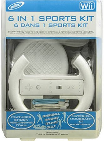 INTEC Video Game Accessory G5677