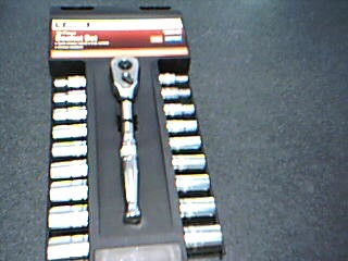 JOBSMART Sockets/Ratchet 1038236